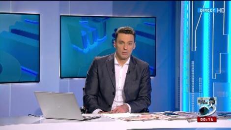 Mircea Badea;: Rotițele sistemului lui Băsescu au căzut rând pe rând, cu o excepție