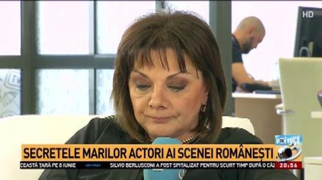 Povești neștiute despre marii actori ai României