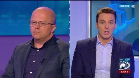 Mircea Badea, pasa din emisiunea Sinteza Zilei: Despre priorităţile preşedintelui Iohannis şi despre tăcerea doamnei Kovesi din ultimele zile