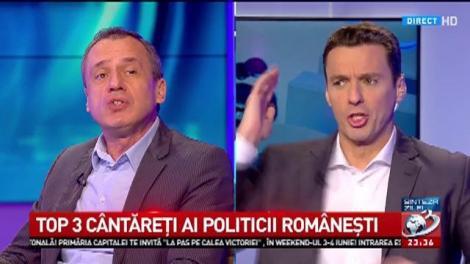 """Mircea Badea: Pe toţi aştia din cercurile puterii într-un fel sau altul îi cheamă cu """"OPR"""""""