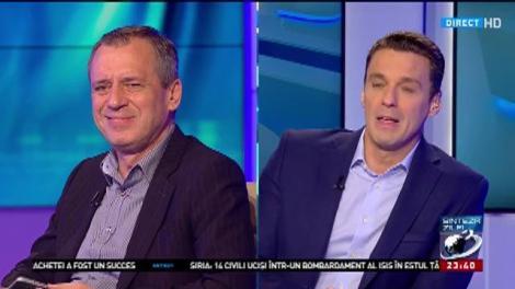 """Mircea Badea: Multă """"La puşcărie"""" pentru funcţionarul bancar"""