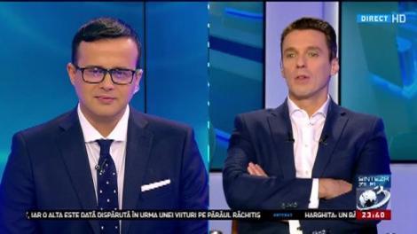 Mircea Badea: Nici nu-mi dau seama dacă e bine sau nu pentru USR că a plecat Nicuşor Dan