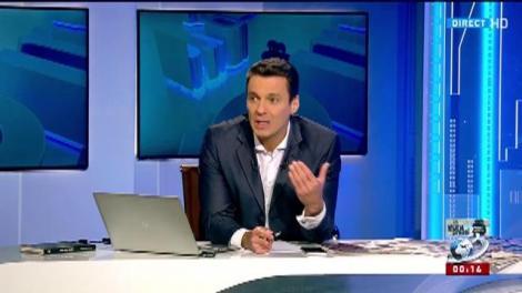 Mircea Badea: Azi a fost daună totală pentru Kovesi, Toader, Lazăr și Iohannis