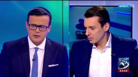 """Mircea Badea:  Sper ca Iohannis să nu îi spună lui Trump că este susţinător al mişcării """"rezist"""""""