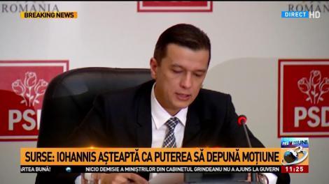 Mihai Chirica: Dragnea a intrat într-un joc stalinist, vrea să distrugă PSD