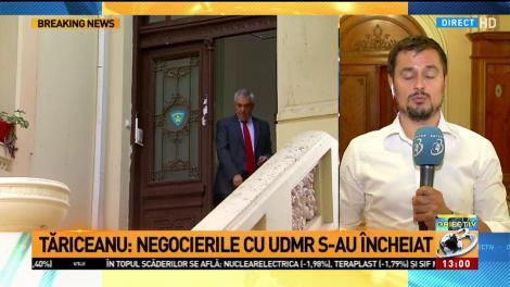 Vasile Marcu, despre negocierile dintre PSD și UDMR
