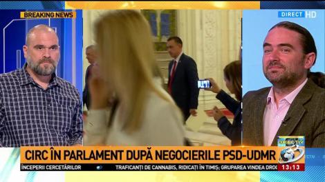 Liviu Pleșoianu: Acest mod de a conduce, fără a te consulta cu parlamentarii, nu este normal