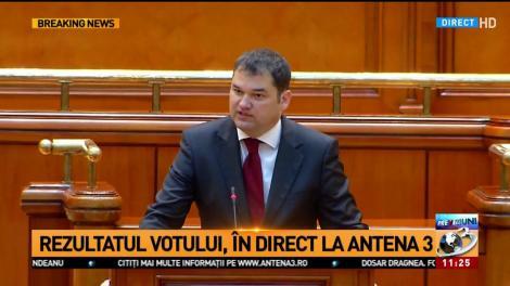 Cseke Attila: Grupurile parlamentare UDMR nu vor participa la votul moțiunii