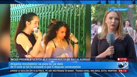 Peste 135 de mii de absolvenți de liceu susțin examenul la limba și literatura română