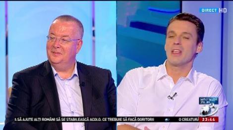 Mircea Badea: În continuare remarc că propaganda lui Kovesi continuă să rămână cretină