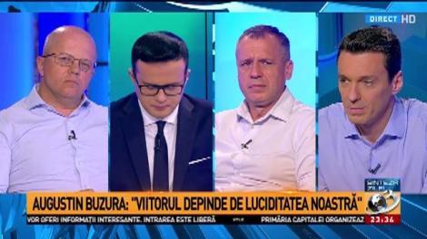 """Mircea Badea: Doamnei Kovesi i-aş da nota """"Fa"""""""