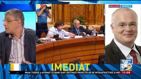 Eugen Nicolicea: Nu cred că Parchetul va avea un comportament în sensul de a obstrucţiona