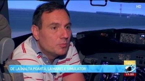 Români care dezvoltă România: Blue Air, de la Înalta Poartă, la marele simulator