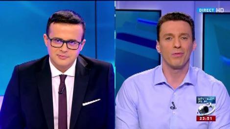 Mircea Badea: Domnul Doru Țuluș are o sufragerie de baron local. Cât câștigă ăștia de la DNA?