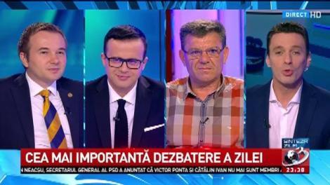 Mircea Badea: Înregistrarea pe care am auzit-o este absolut dezgustătoare