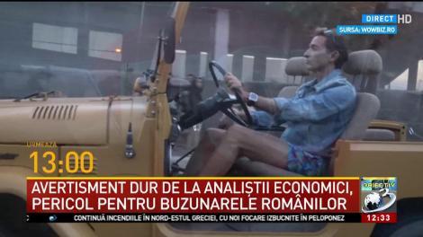 Oaaaaau, ce schimbare... Apariţie stranie a fostului primar al Constanţei, Radu Mazăre