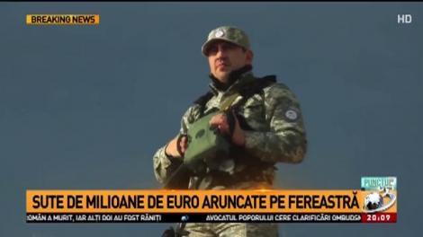 EADS a luat banii, România nu intră în Schengen