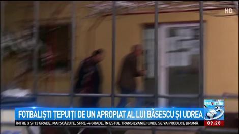 Fotbaliști, țepuiți de un apropiat al lui Băsescu și Udrea