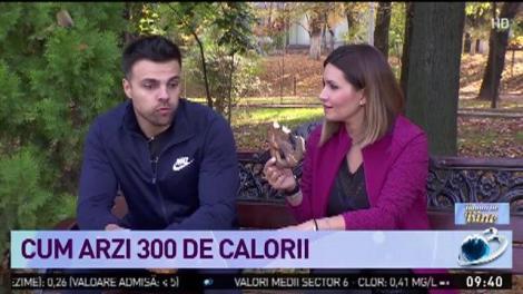 Cum arzi 300 de calorii