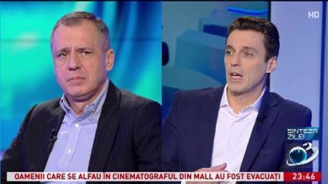 Mircea Badea: Eu am făcut multe greșeli în această viață, dar cea mai mare e că am rămas în țară
