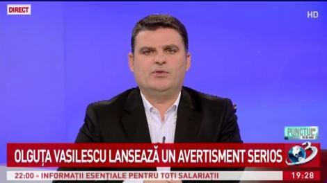 Olguţa Vasilescu: România are un deficit mare de forţă de muncă