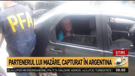Omul de afaceri Avraham Morgenstern, apropiat al lui Radu Mazăre, capturat în Argentina