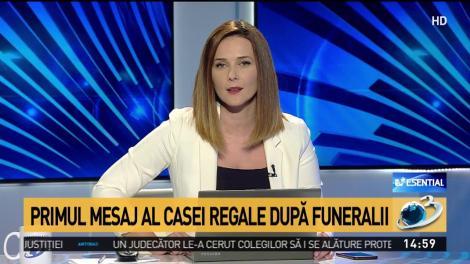 România, fără Rege! Primul mesaj al Casei Regale după funeraliile Regelui Mihai