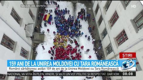 159 de ani, de la Unirea Moldovei cu Țara Românească