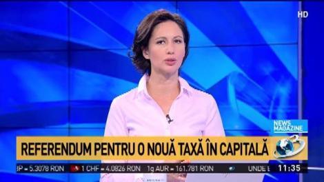 Din nou la REFERENDUM! O nouă TAXĂ auto în zona centrală a Capitalei îi va scoate pe români la vot