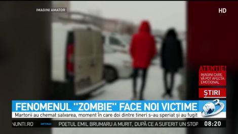 Imagini ȘOCANTE! Tineri drogați în Timișoara abia se țin pe picioare! Ce au consumat înainte