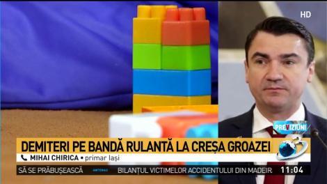 """Anchetă de amploare la creșa groazei din Iași, după publicarea înregistrărilor în care copiii erau înjurați și amenințați. """"Astfel de oameni nu au ce căuta în sistem!"""""""