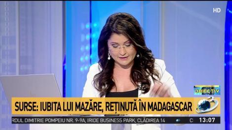 Ultimă oră! Iubita lui Radu Mazăre a fost reținută în Madagascar - Video