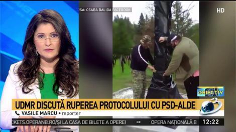 Scandalul cruciloracoperitecu saci de gunoi, din Valea Uzului, ar putea rupe colaborarea dintre UDMR și PSD-ALDE