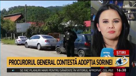 Răsturnare de situație în cazul Sorinei, fetița din Baia de Aramă. Adopția a fost contestată de Procurorul general al României
