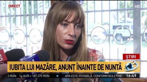 """""""Aveam o viață normală, plăcută"""". Iubita lui Radu Mazăre, dezvăluiri la Penitenciarul Rahova, înainte de nuntă"""