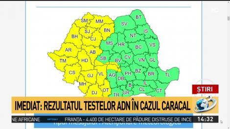 ANM anunță weekend cu vreme rea! Cod galben de ploi şi vijelii în 20 de județe ale țării