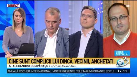 """Alexandru Cumpănașu, mișcare șoc! Cere să se desecretizeze raportul care a indus în eroare opinia publică: """"De ce Ministerul de Interne acoperă lucrul ăsta?"""""""