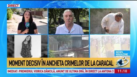 Răsturnare de situație în cazul Caracal. Gheorghe Dincă, la detectorul de minciuni