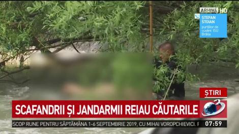 Acțiune de amploare pe Dunăre! O fetiță de zece ani a fost dată dispărută