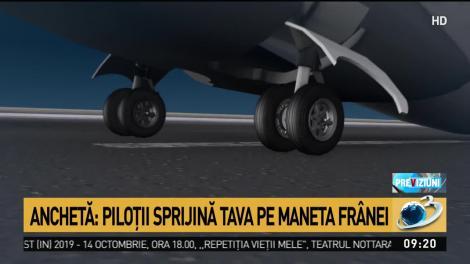 """Explozie la Aeroportul Otopeni, la aterizarea unui avion! Explicația este halucinantă! """"Pilotul a…"""""""