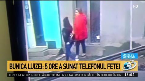"""Bunica Luizei Melencu, mărturisiri sfâșietoare la cinci luni de la dispariția fetei: """"I-a sunat telefonul cinci ore!"""""""