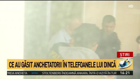 S-au găsit mesajele din telefonul lui Gheorghe Dincă. DIICOT a intrat în posesia conversațiilor