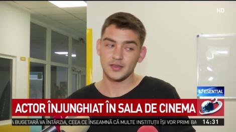 """Bărbatul care a înjunghiat doi oameni la cinema este jurist! Una dintre victime a rupt tăcerea: """"Era vulgar. Mi-a urlat, obsesiv, că este psihopat și că nu știu ce mă așteaptă!"""""""