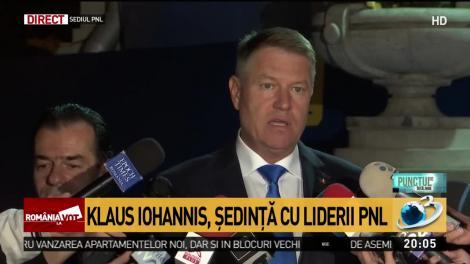 """Klaus Iohannis, prima reacție după ce a fost invitat la o dezbatere publică de Dăncilă: """"PSD încearcă să atragă atenția prin tot felul de manevre!"""""""