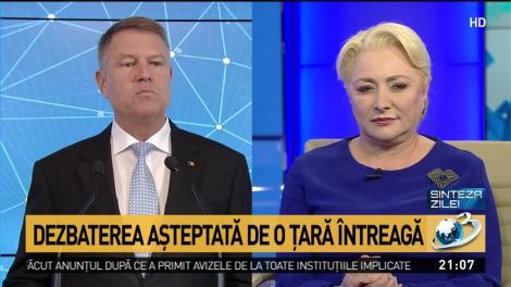 """Viorica Dăncilă, mesaj tranșant la adresa lui Klaus Iohannis: """"Această aroganță a președintelui este de neînțeles!"""""""