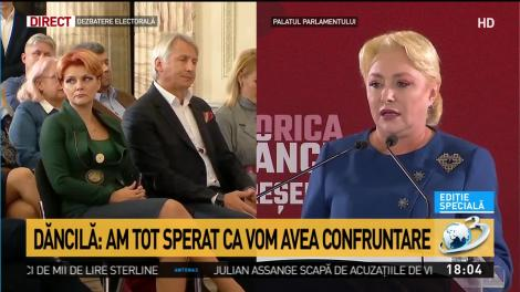 """Viorica Dăncilă spune că Iohannis s-a opus creșterii salariilor și pensiilor: """"A dezinformat! A spus cu cinism..."""""""