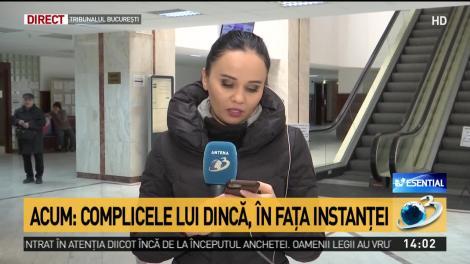 Fănică nu recunoaște că a violat-o pe Luiza Melencu. Complicele lui Dincă ar putea să plece acasă în câteva ore