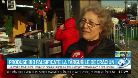 """Atenție la produsele tradiționale din târgurile de Crăciun! Semnalul lansat de autorități: """"Unii dintre comercianți vând produse cumpărate din supermarket!"""""""
