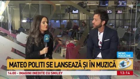 Matteo Politi, falsul chirurg italian, s-a făcut cântăreț. Și-a lansat prima piesă din carieră