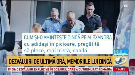 Gheorghe Dincă continuă șirul dezvăluirilor înfiorătoare. Cum le-a descris monstrul din Caracal pe Luiza Melencu și Alexandra Măceșanu